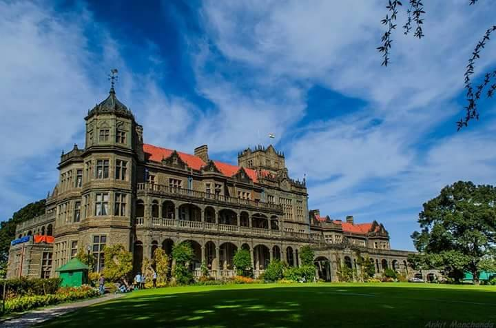 Indian Institute of Advanced Study shimla