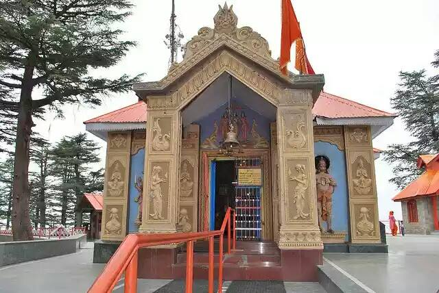 Jakhu temple - Best place to visit