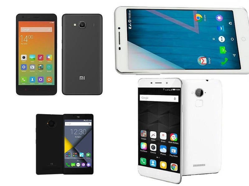 Top Budget Smartphones in India 2016