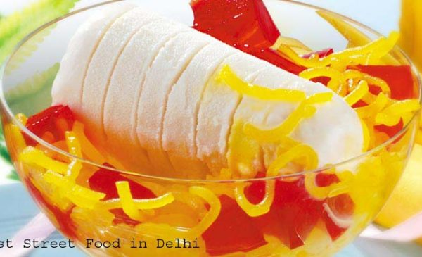 Best Street food in delhi