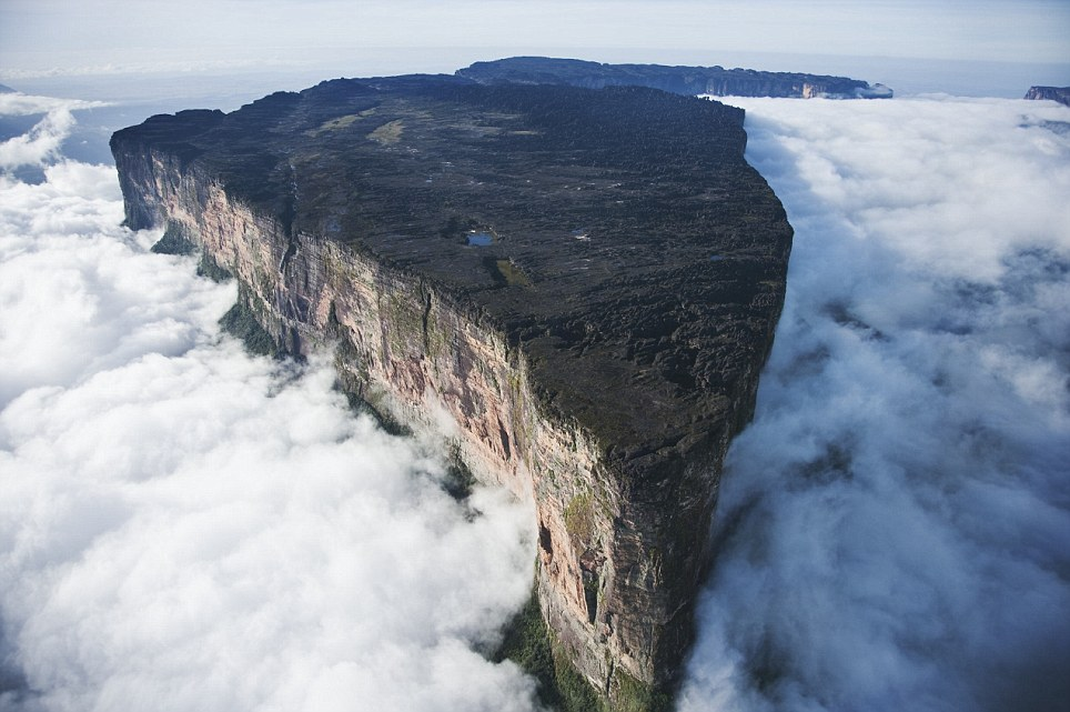 Mount Roraima in Venezuela