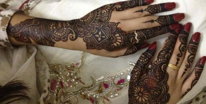 Top 10 mehendi design