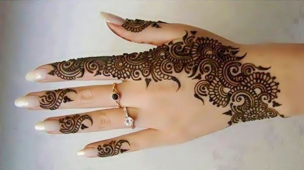 hd arabic mehndi designs