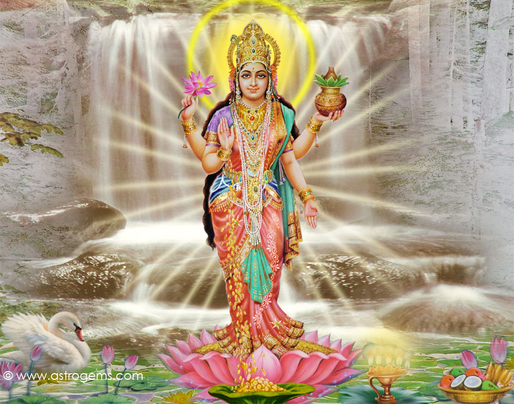 Goddess-Lakshmi's-Birthday