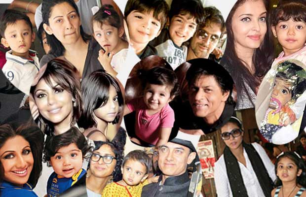 Top 10 Most Talked About Bollywood Star Kids