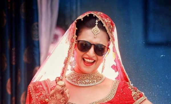 Bridal swag of Divyanka Tripathi