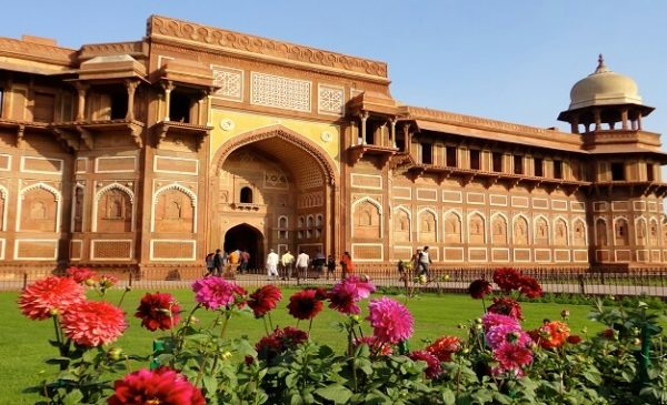 Agra Fort in Uttar Pradesh