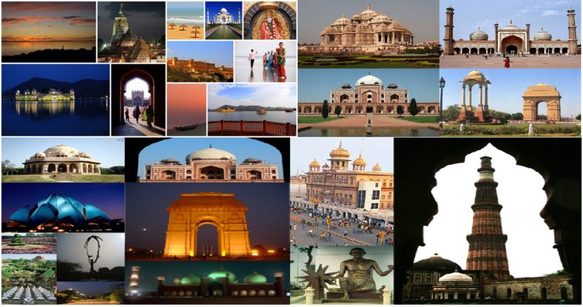 Top 10 Historic Tourist Destinations in India