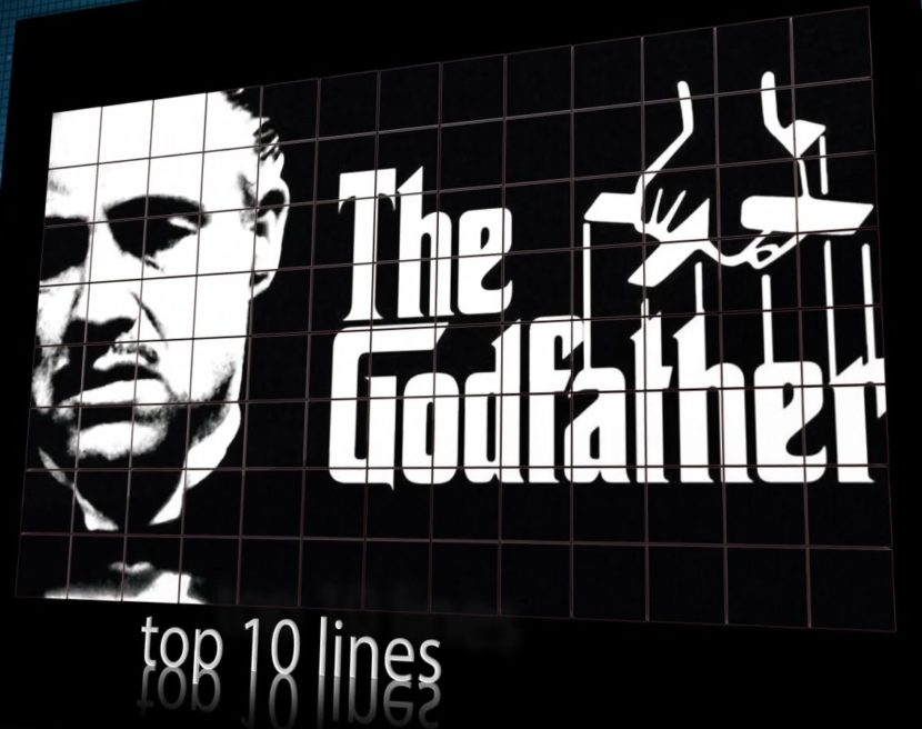 Top 10 Quotes from The Godfather