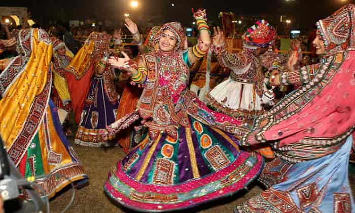 Navaratri Celebrations in Different Ways in Different Parts of Country