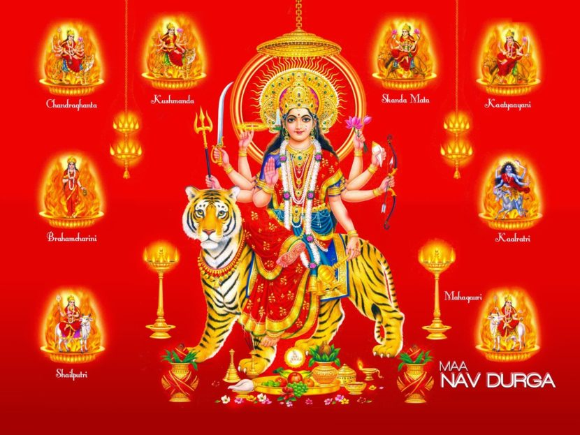 Navaratri:  Festivals of Auspicious Nine Nights