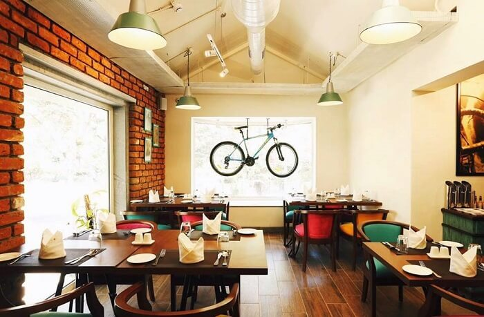 Top 10 Most Affordable Café In Chandigarh