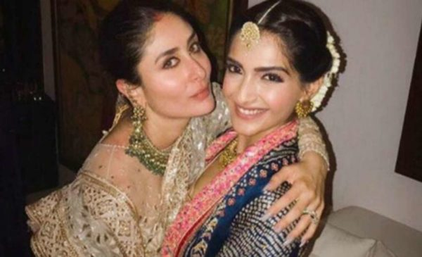 Sonam Kapoor and Kareena Kapoor