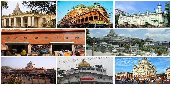 Top 10 Religious Destinations in Kolkata