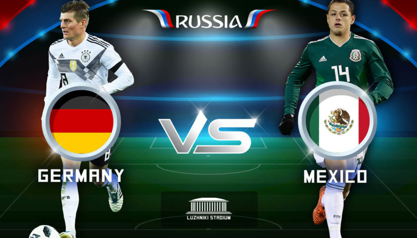 Mexico vs. Germany