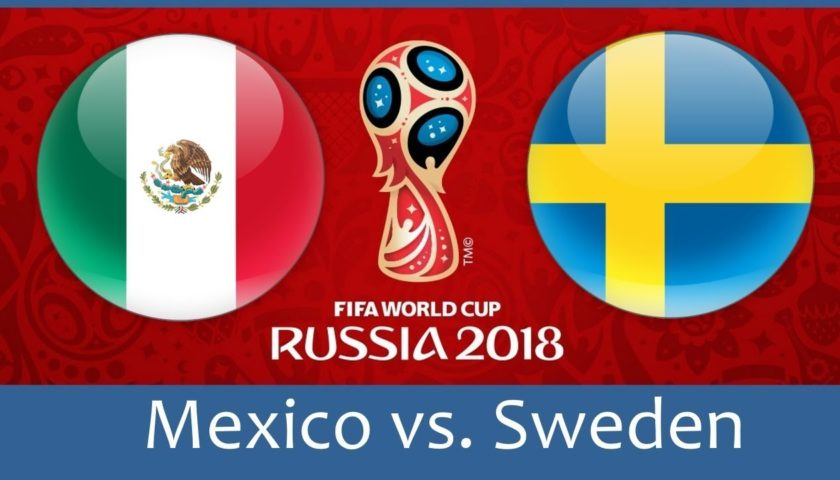 Mexico vs. Sweden