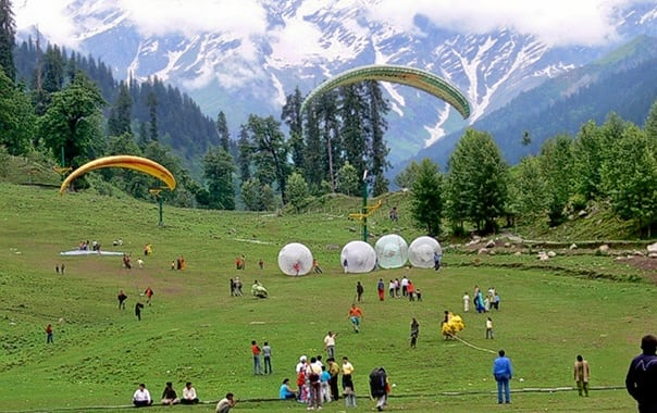 Top 10 Must do Things in Manali