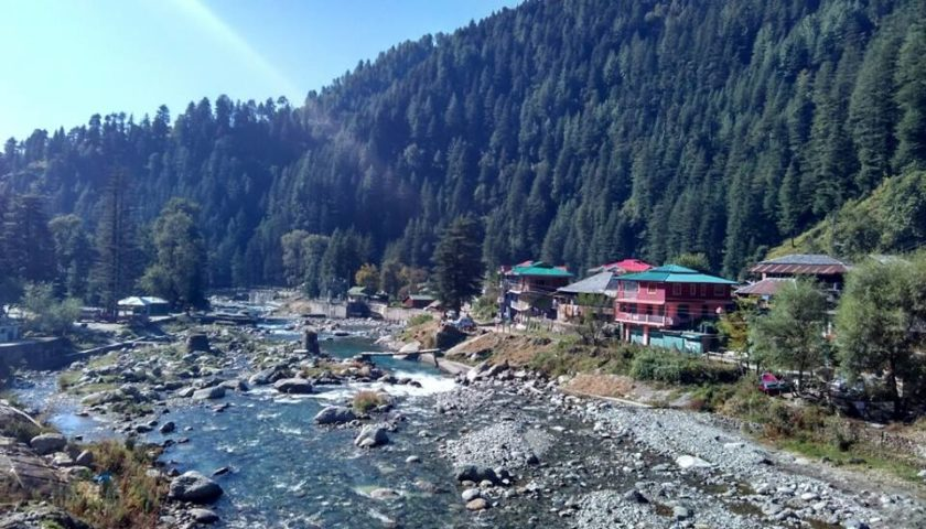 Barot instead of Chail
