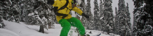 Snowboarding and Skiing Destinations in India