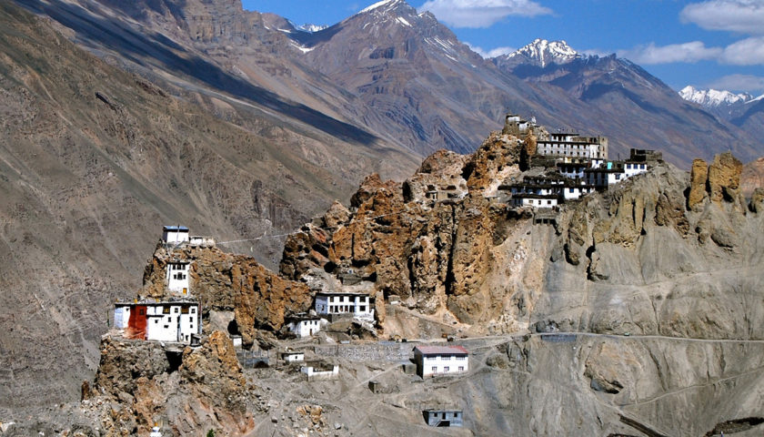 Spiti, Tabo and Kaza