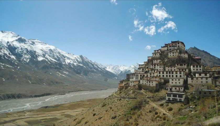 Spiti Valley instead of Dharamsala and McLeod Ganj