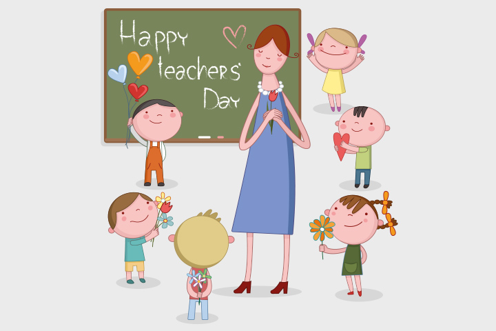 Top 10 Teachers Day Wishes to Pour on Your Favorite Teacher