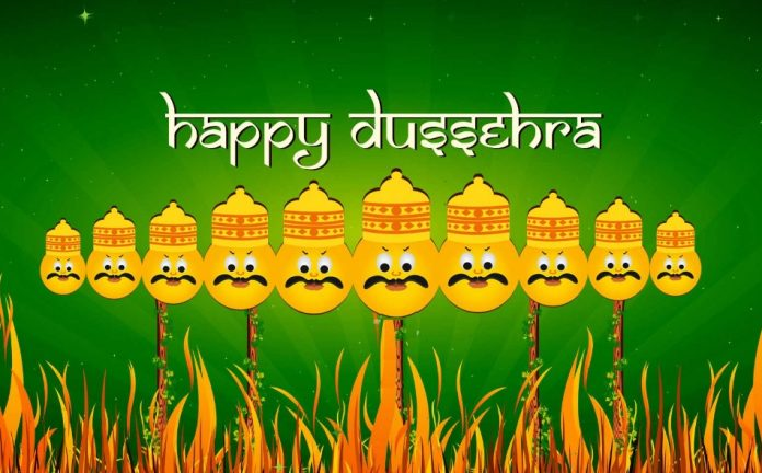 Top 10 Most Lovely Dussehra Greetings for Loved Ones