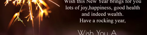 Top 10 Happy New Year 2019 Messages