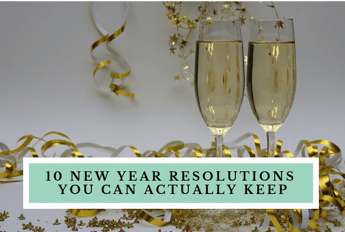 Top 10 New Year Resolution Ideas for You
