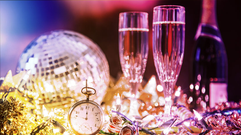 Top 8 Stunning New Year Party Themes