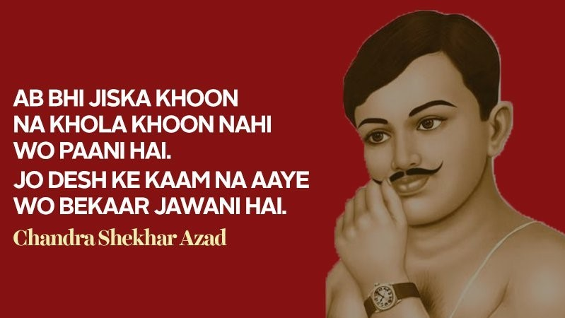 Best Patriotic Quotes by Indian Freedom Fighters