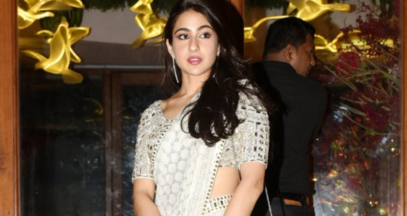 Top 7 Most Stunning Looks of Sara Ali Khan