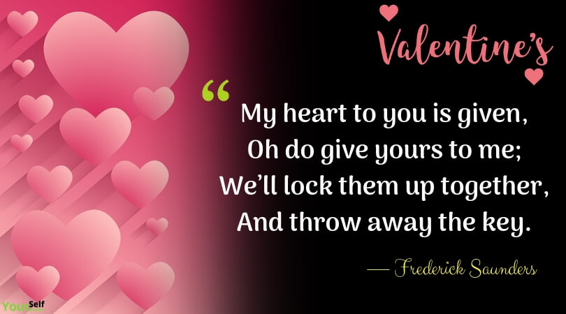 Valentine\'s Day Quotes | Top 10 Quotes to Appreciate Your ...