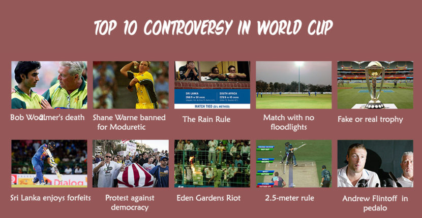 Top 10 Controversy In world Cup