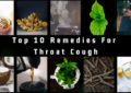 Top 10 Remedies For Throat Cough