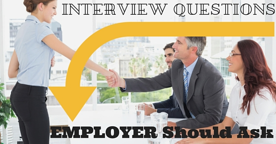 Top 10 Questions to Ask in an Interview, an Employer