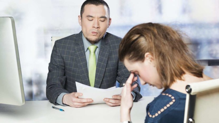 Avoid these Top 10 Job Interview Mistakes