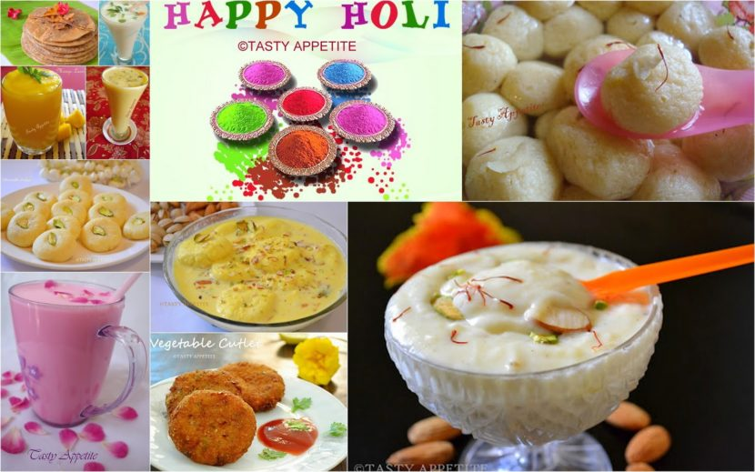 5 must-have Food Items this Holi