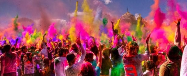 Holi 2019: Festival of Fun, Laughter and Joy with Splash of Color