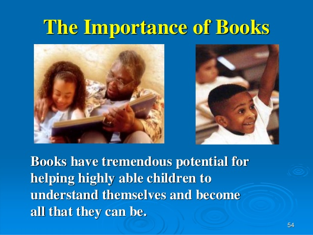 Importance of Book Reading