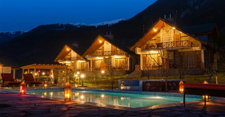 Top 10 Hotels in Kullu Manali
