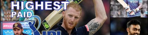 Top 10 most expensive IPL players