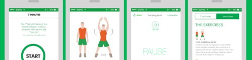 Best Android Fitness and Workout Apps