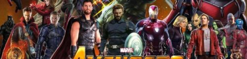 Top 10 Paired Characters in Avengers - Infinity War