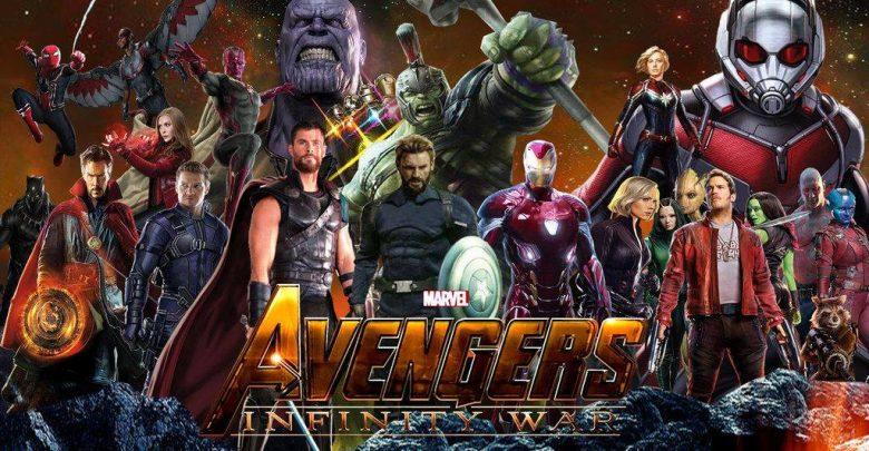 Top 10 Paired Characters in Avengers: Infinity War