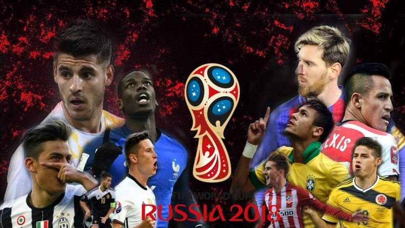 Top 10 Most Popular Football Players In FIFA World Cup 2018