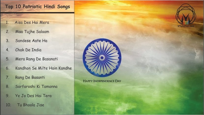 Top 10 Most Popular Patriotic Songs from Bollywood