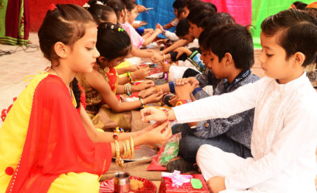Raksha Bandhan – The festival of Love & Warmth