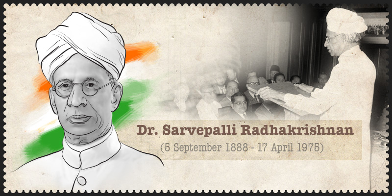 Top 10 Must Know Things About Sarvepalli Radhakrishnan