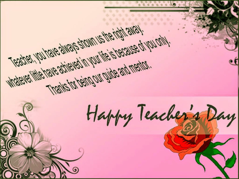 Top 10 Most Effective Tips to Write Teacher's Day Speech